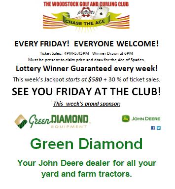 Week 11 - Green Diamond