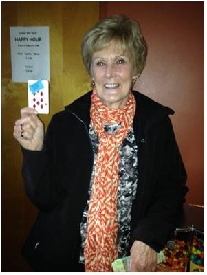 Week 26 Winner Ann Reardon