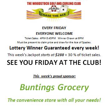 Week 6 - Buntings Grocery