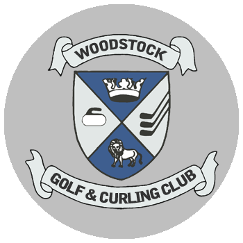 Woodstock Golf and Curling Club Logo